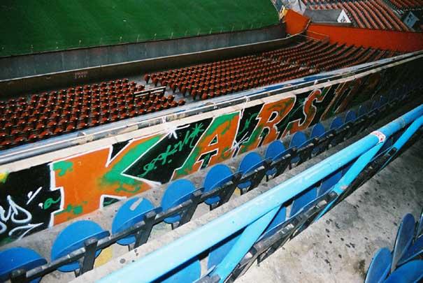 Graffiti et tags ultras Karsud1